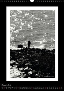 Sea of Light / UK - Version (Wall Calendar 2016 DIN A3 Portrait)