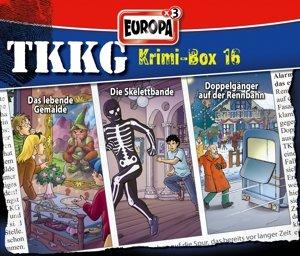 TKKG Krimibox 16