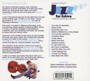 Jazz For Babies-The Piano Album