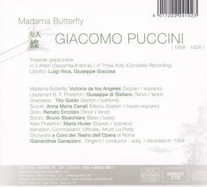 Puccini: Madama Butterfly (GA)