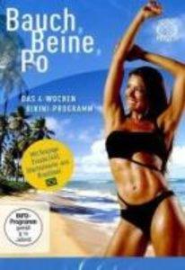 Bauch,Beine,Po-Das 4 Wochen Bikini-Programm