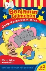 Benjamin Blümchen. Gute Nacht-Geschichten 01. Cassette