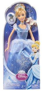 Mattel X2843 - Disney Princess Märchenglanz Prinzessin Cinderell