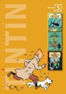 The Adventures of Tintin Collected Albums 5