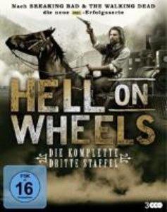 Hell on Wheels - Die komplette 3. Staffel