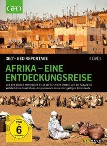 Afrika - Eine Entdeckungsreise. 360° - GEO Reportage