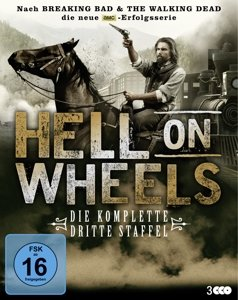 Hell on Wheels - Die komplette 3. Staffel