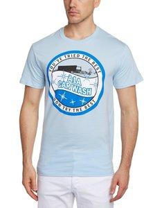 Breaking Bad - A1A Car Wash - Herren T-Shirt - Hellblau - Größe