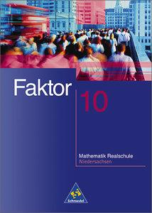 Faktor 10. Schülerband. Realschule. Niedersachsen