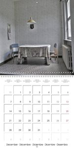 Forgotten Places in Germany (Wall Calendar 2015 300 × 300 mm Squ