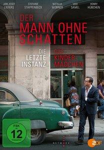 Joachim Vernau: Das Kindermädchen & Die letzte Instanz & Der Man