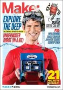 Make: Technology on Your Time Volume 34