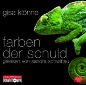 Farben der Schuld, 4 Audio-CDs