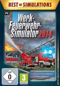Best of Simulations: Werk-Feuerwehr-Simulator 2014