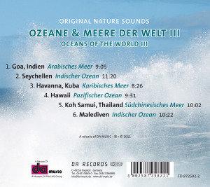 Ozeane & Meere Der Welt III-Exotic Waves