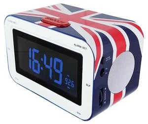 Radiowecker RR30 - Union Jack (color)