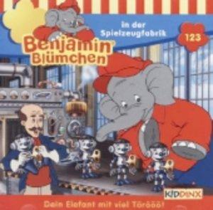 Folge 123:...in der Spielzeugfabrik