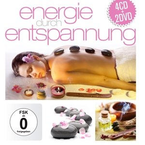 Energie durch Entspannung.4CD+2DVD
