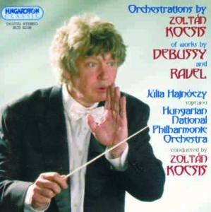 Orchestersätze zu Debussy und Ravel