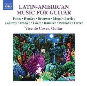 Lateinamerikanische Musik Für Gitarre