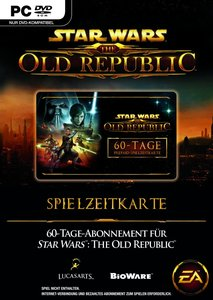 Star Wars: The Old Republic 60-Tage PREPAID-SPIELZEITKARTE