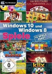 Windows 10 und Windows 8 Spiele (10 Spiele Paket)
