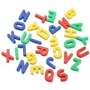 Simba 104591456 - Magnet-Groß-Buchstaben, 31-tlg.