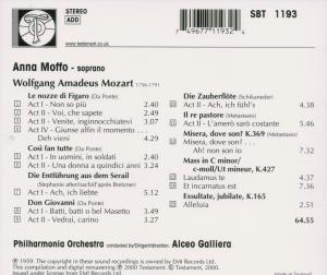 Mozart-Arien