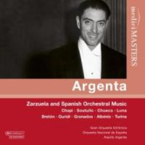 Zarzuela Und Spanische Orchestermusik