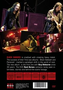 Black Sabbath-Rock Heroes DVD