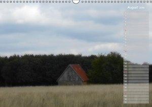 Silenzio - Kraft durch Ruhe (Wandkalender 2016 DIN A3 quer)