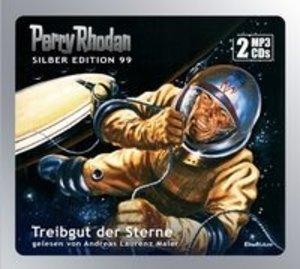 Perry Rhodan Silber Edition 99 - Treibgut der Sterne