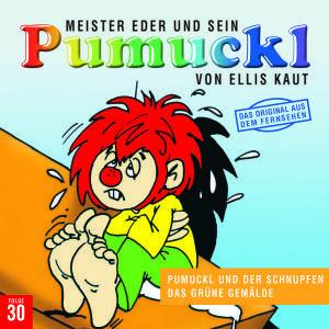 30:Pumuckl Und Der Schnupfen/Das Grüne Gemälde