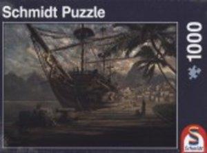 Schiff vor Anker, 1.000 Teile Puzzle