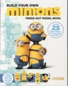 MINIONS BUILD YOUR OWN MINIONS BUSY BOX