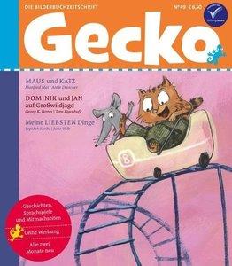 Gecko Kinderzeitschrift Band 49