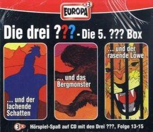 Die drei ??? Box 05. Folgen 13-15 (drei Fragezeichen). 3 CDs