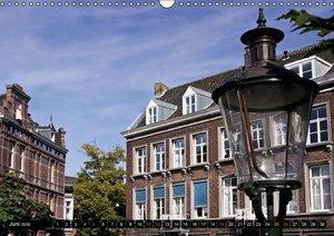 Maastricht - Stadtbummel (Wandkalender 2016 DIN A3 quer)
