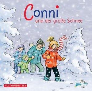 Meine Freundin Conni. Conni und der große Schnee