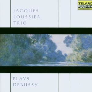 Plays Debussy