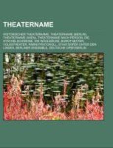 Theatername