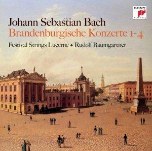 Brandenburgische Konzerte 1-4