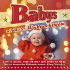 Babys Schönstes Weihnachtsfest
