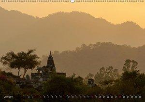 Zauberhaftes Indien (Wandkalender 2017 DIN A2 quer)