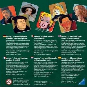 Famous Portraits memory® Famous Portraits