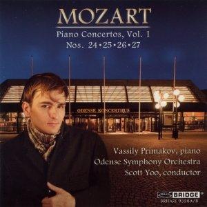 Piano Concertos,Vol.1 24-25-26-27