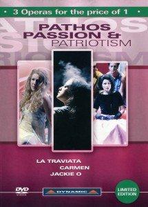 Pathos,Passion & Patriotism