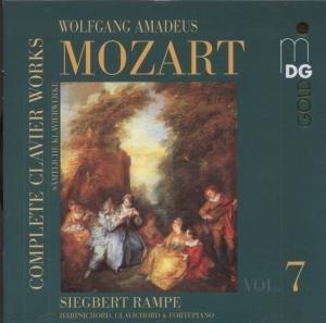 Sämtliche Klavierwerke Vol.7