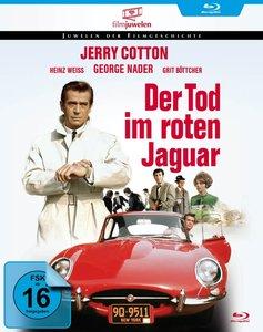 Der Tod im roten Jaguar (Blu-ray