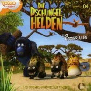 (4)Original Hörspiel z.TV-Serie-Das Tigerbrüllen